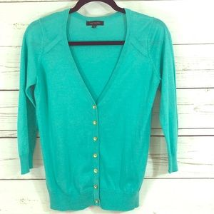 The Limited Mint Green Cardigan